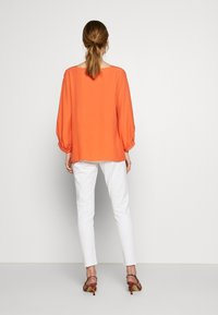 Opus - ELMA 7/8 GLITTER - Jeans Skinny Fit - white - 2