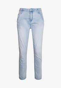 Opus - LETTY - Relaxed fit jeans - light blue washed - 4