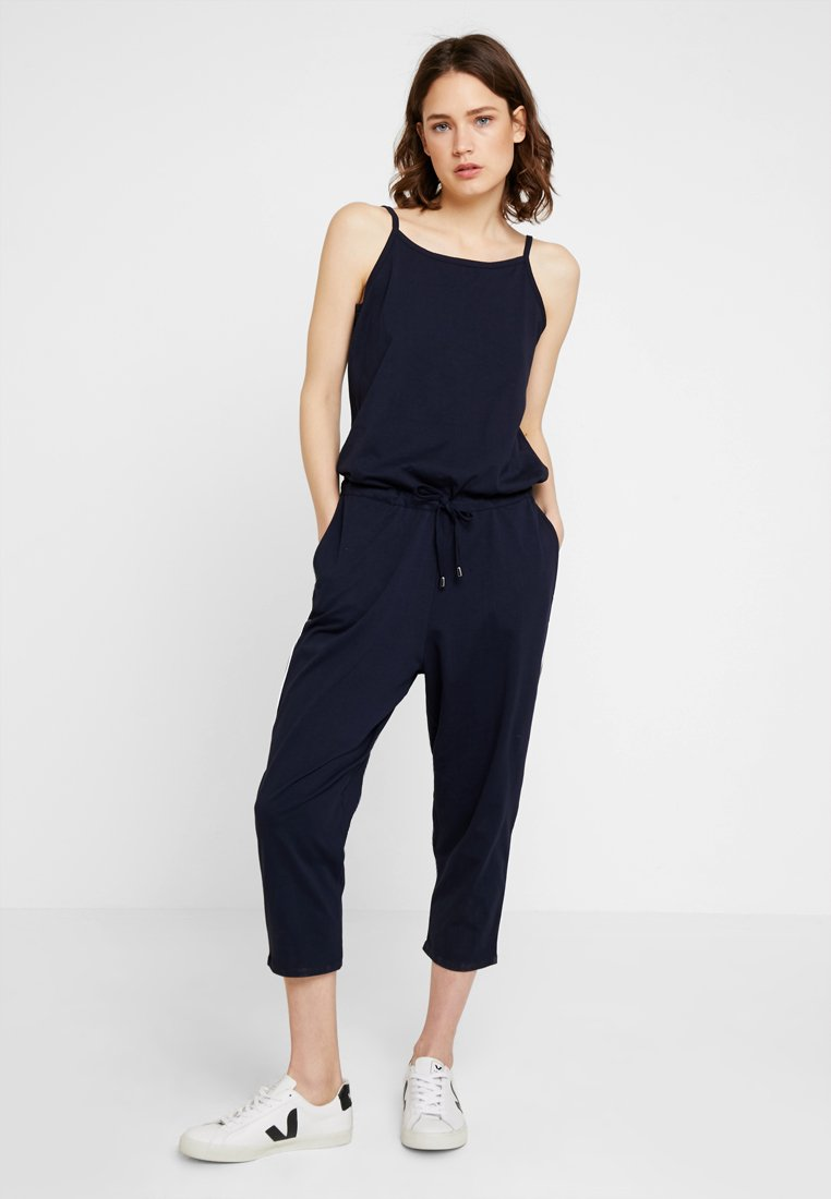 Opus - MAGDALI TAPE - Jumpsuit - simply blue