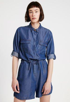 MERLIN - Overal - washed blue
