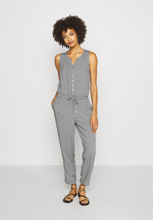 MARALDA LEAF - Jumpsuit - black