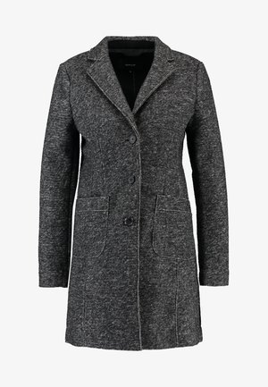 HALEY BONDED - Cappotto classico - slate grey melange
