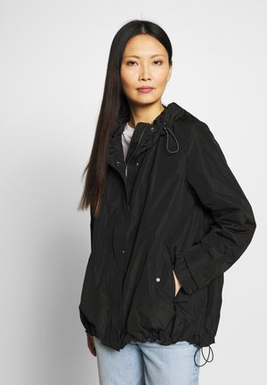 HAYDONA - Summer jacket - black