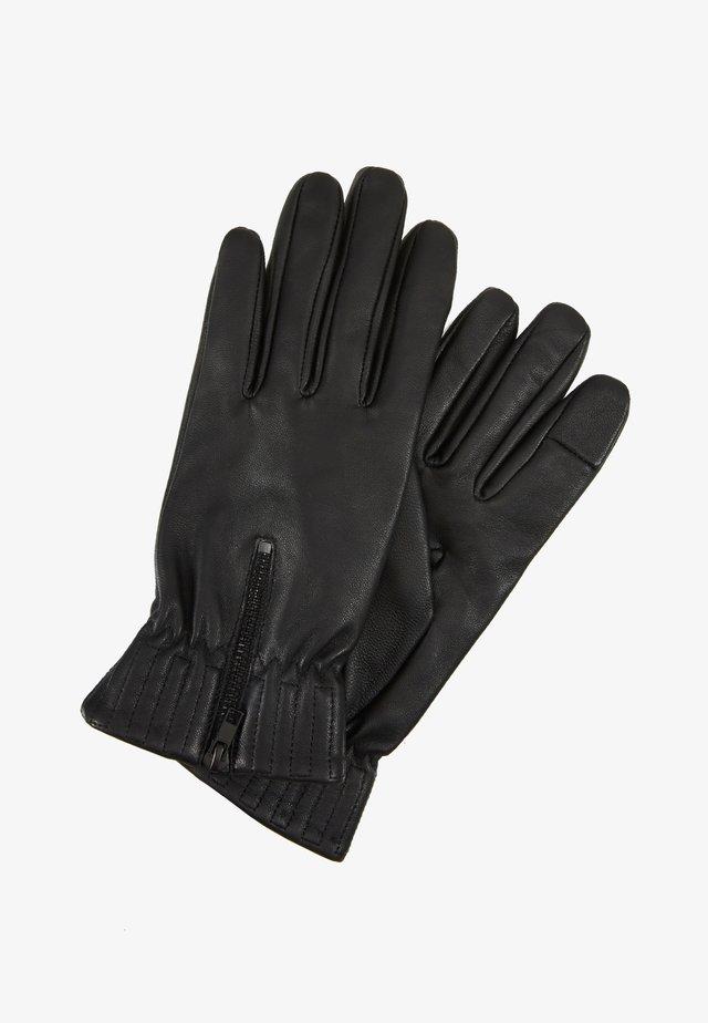 ALEDA GLOVES - Fingerhandschuh - black