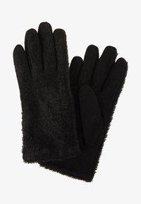 Opus - AFELI GLOVES - Fingerhandschuh - black - 0