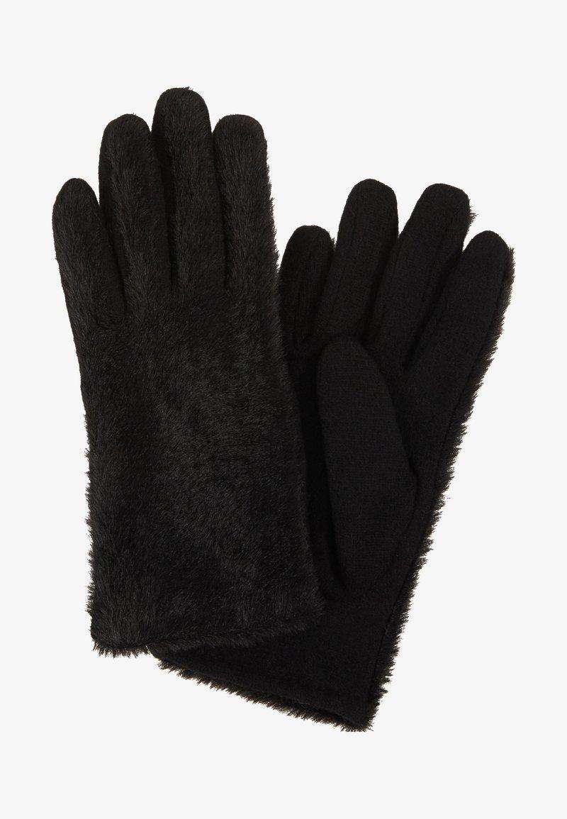 Opus - AFELI GLOVES - Fingerhandschuh - black
