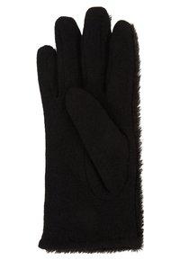 Opus - AFELI GLOVES - Fingerhandschuh - black - 2