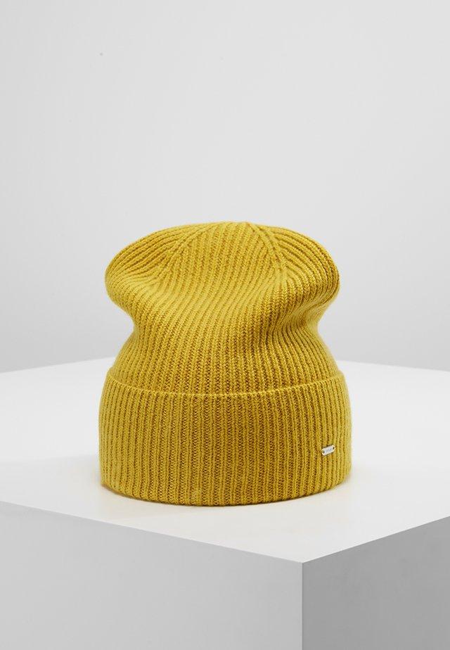 ALASI - Čepice - mute mustard