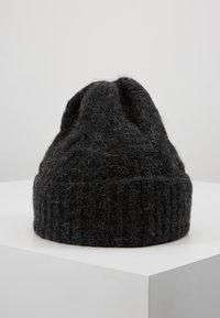 Opus - ABIBI - Mütze - slate grey melange - 2