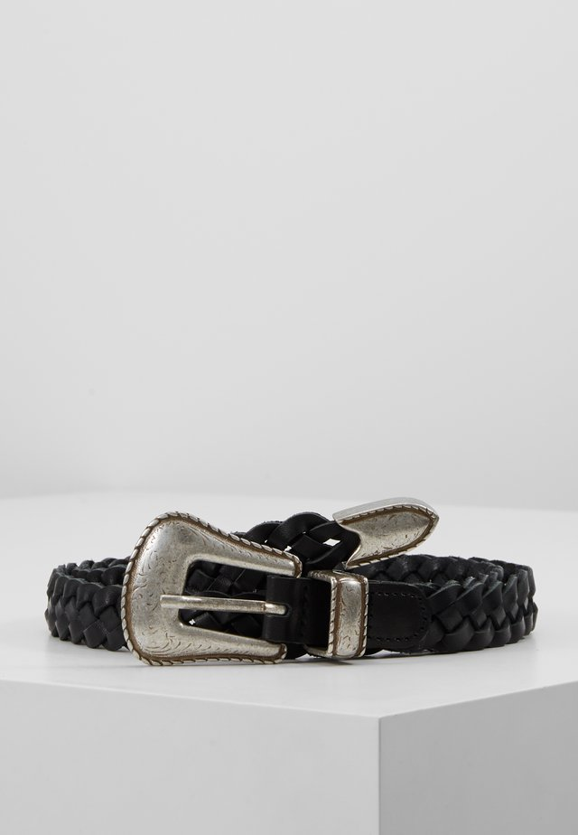 AWESTI BELT - Vyö - black