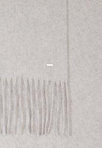 Opus - ANELL SCARF - Halsduk - hazy fog melange - 2