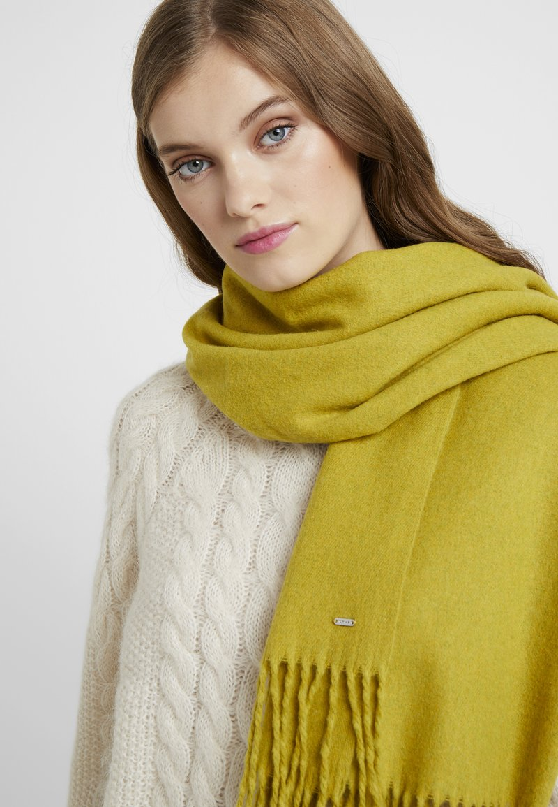 Opus - ANELL SCARF - Sjaal - fresh pea