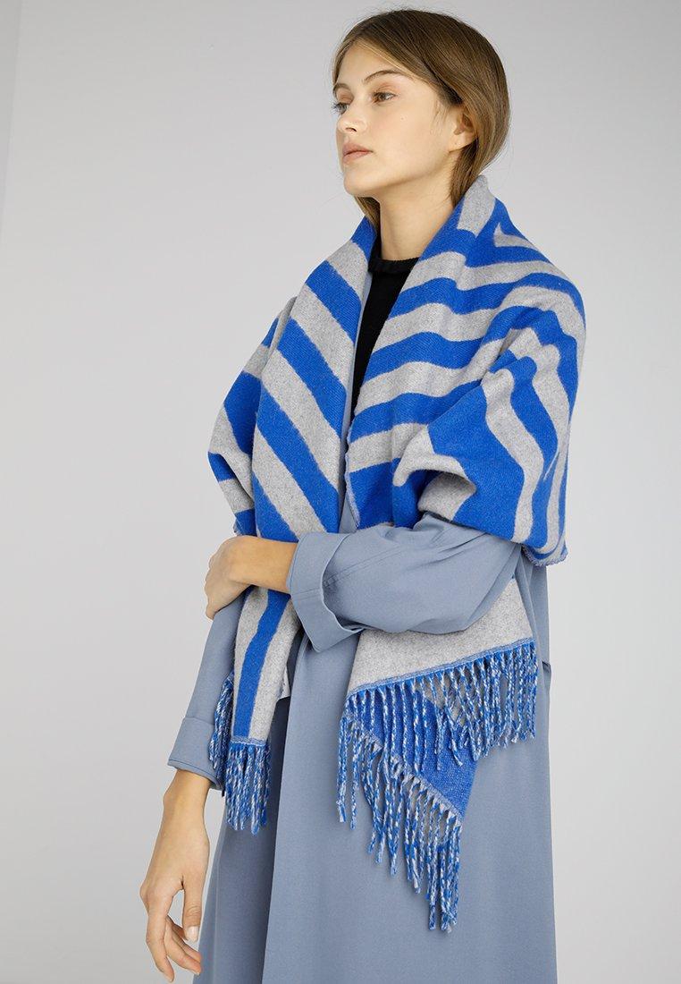 Opus - ADIAMI SCARF - Sjal / Tørklæder - blue iris