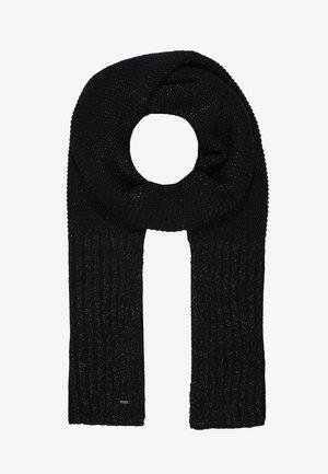 ANINE SCARF - Schal - black