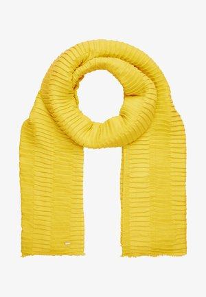 AKASTA SCARF - Schal - yellow