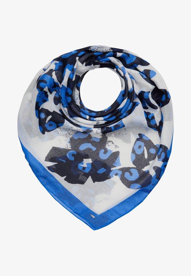 ANOUK SCARF - Scarf - blue iris