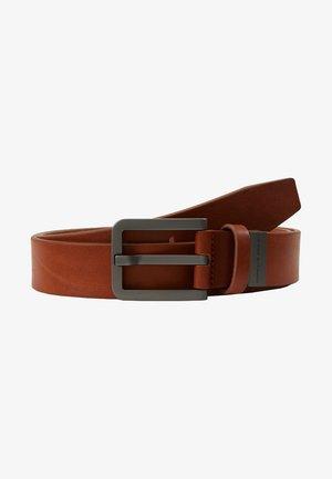 BASIC - Formální pásek - sandalwood