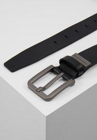 Porsche Design - BASIC - Belt business - black - 2