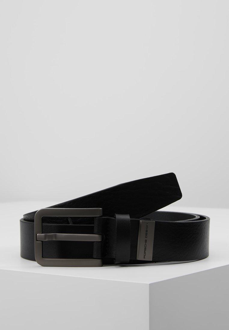 Porsche Design - BASIC - Formální pásek - black