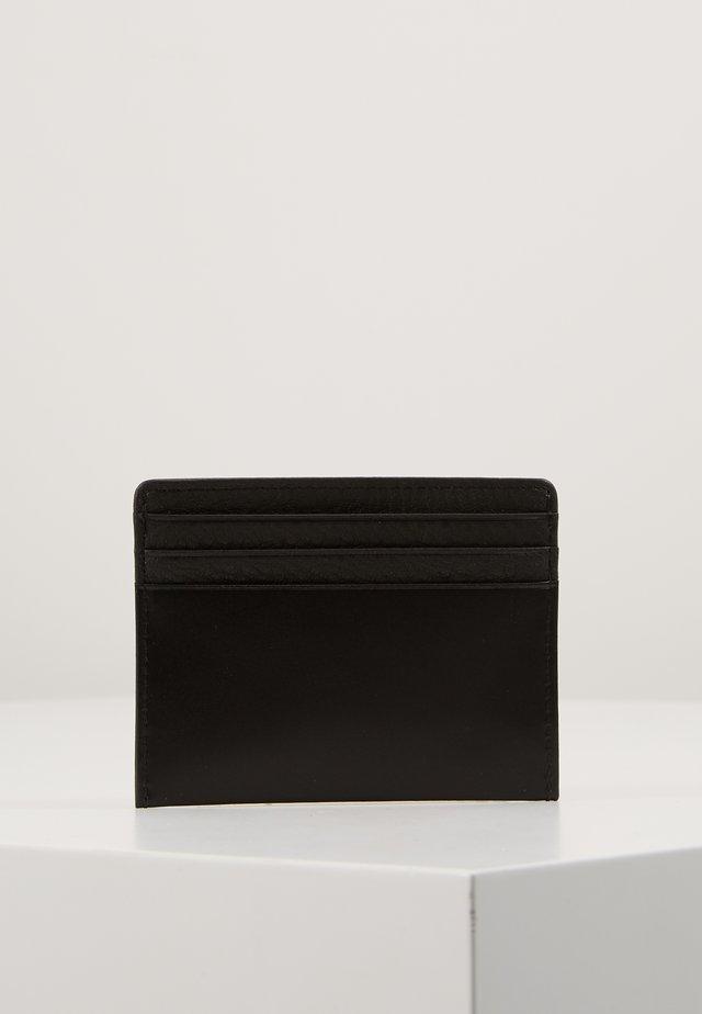 VOYAGER CARDHOLDER - Business card holder - black