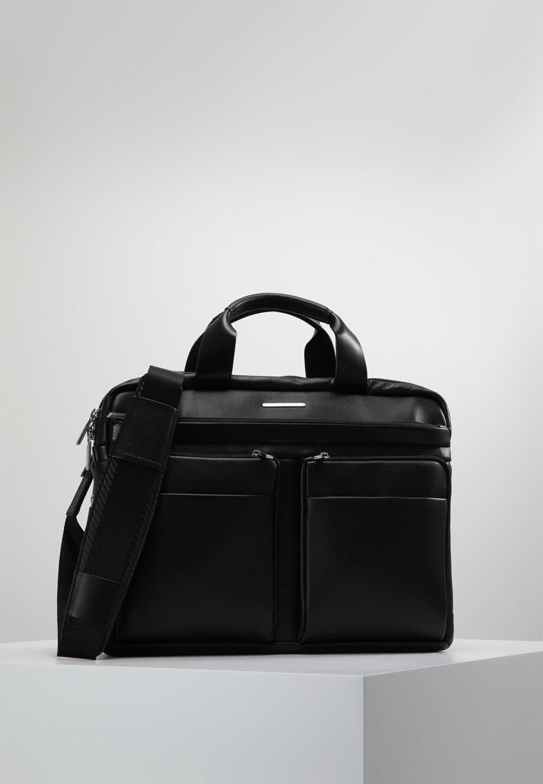 Porsche Design - BRIEF BAG - Aktentasche - black