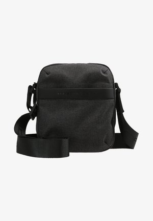 CARGON SHOULDERBAG - Across body bag - darkgrey