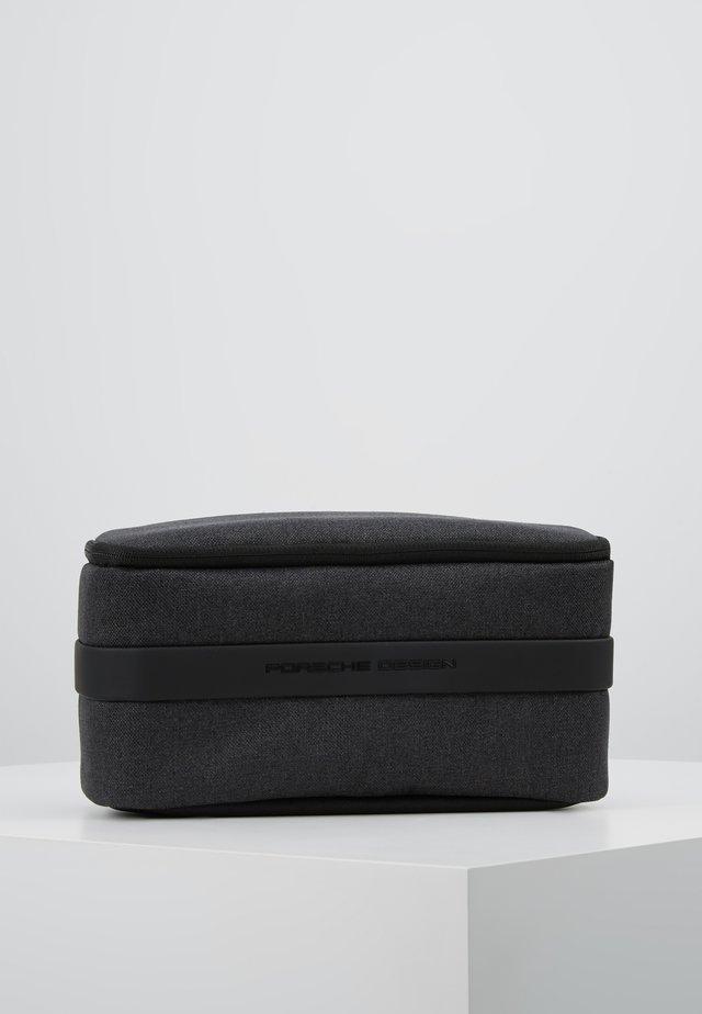 Wash bag - darkgrey