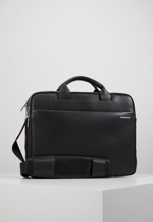 BRIEFBAG - Aktovka - black
