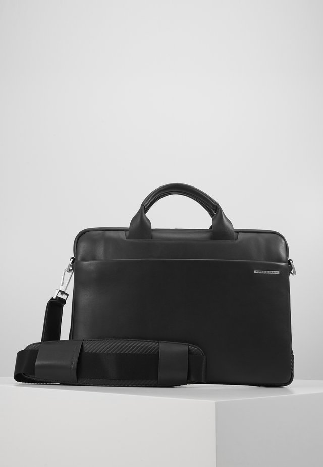 BRIEFBAG - Aktentasche - black