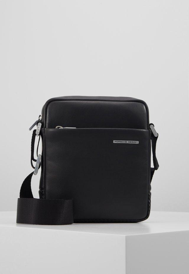 SHOULDERBAG - Across body bag - black
