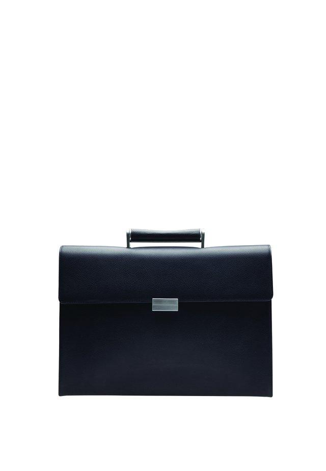 Briefcase - darkblue