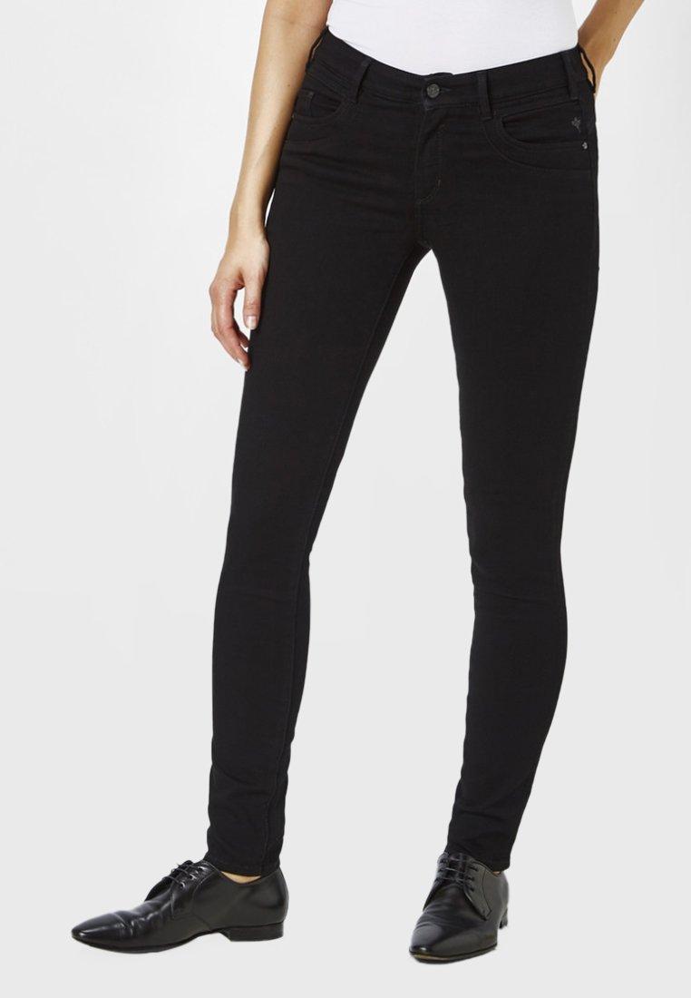 Paddock's - LUCI  - Slim fit jeans - black