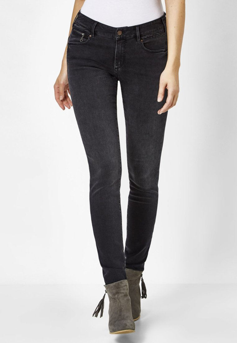 Paddock's - LUCI  - Slim fit jeans - dark grey