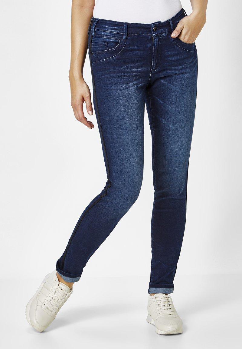 Paddock's - LUCI  - Slim fit jeans - blue