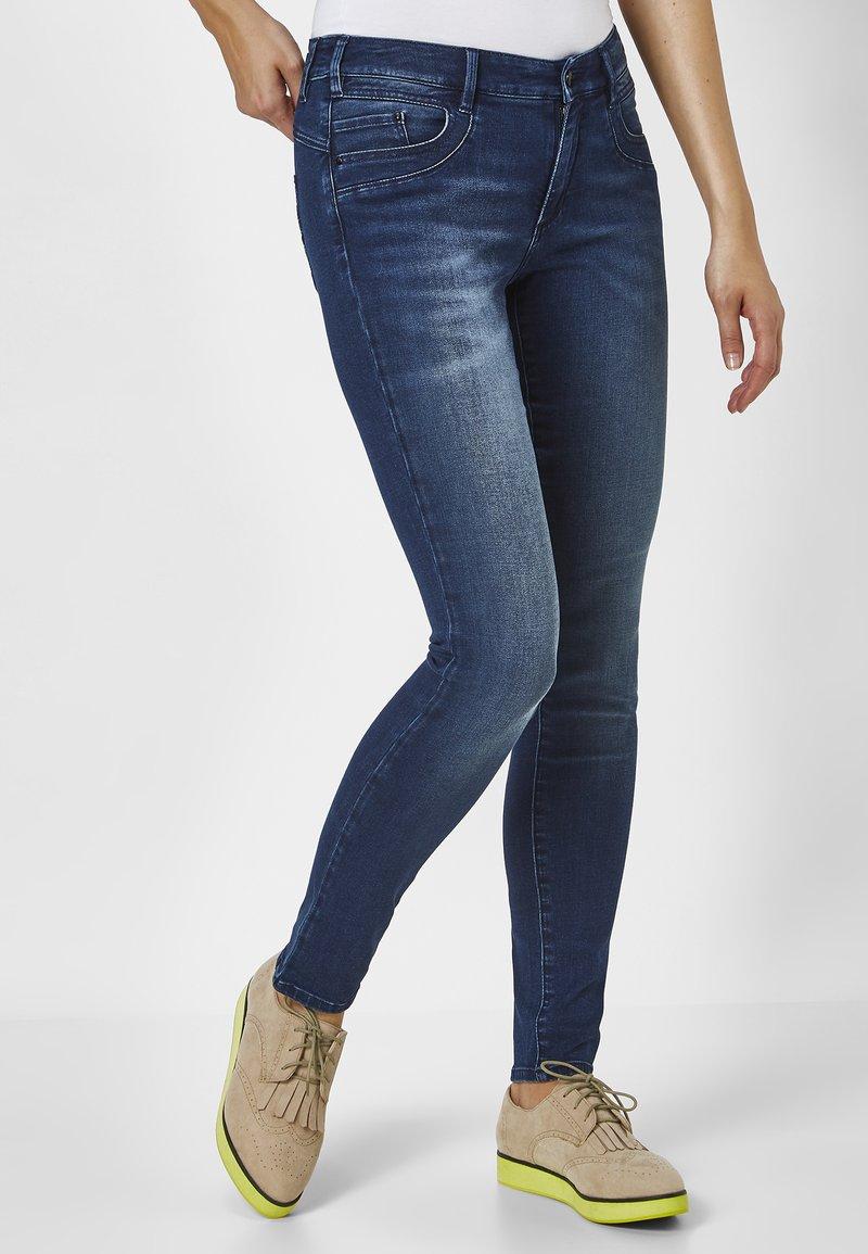 Paddock's - LUCI  - Jeans Skinny Fit - blue dark stone