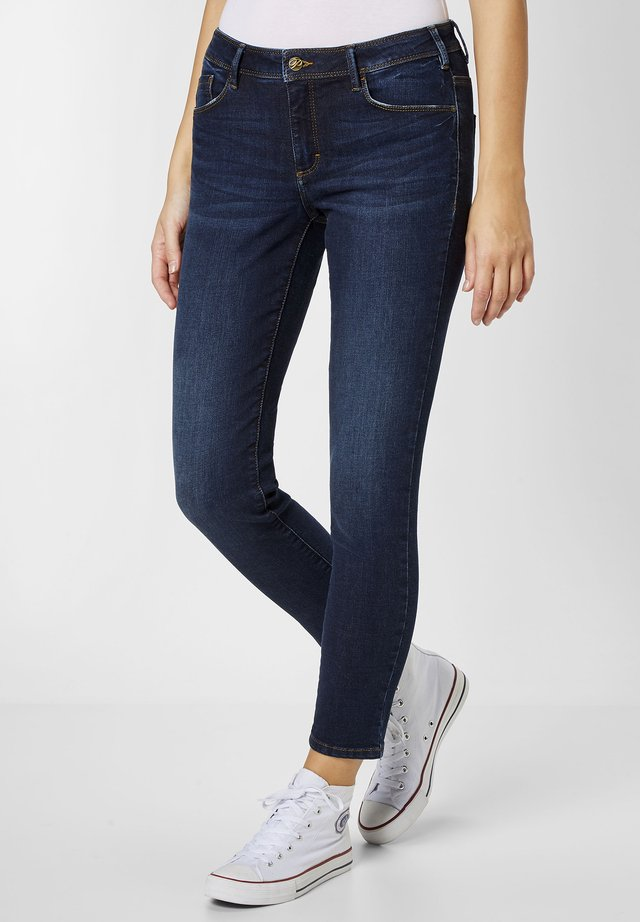 LUCA  - Slim fit jeans - dark blue stone