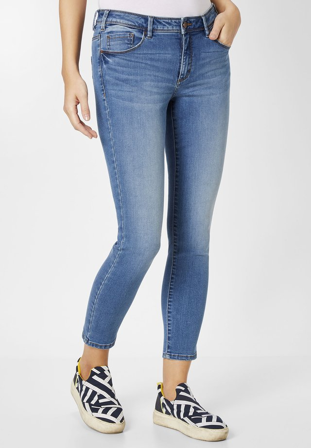 LUCA  - Slim fit jeans - mid blue stone