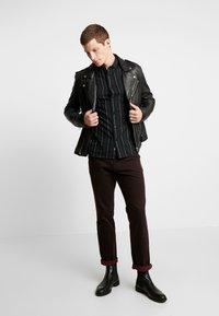 Paddock's - RANGER POCKET - Trousers - dark red - 1