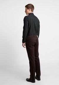 Paddock's - RANGER POCKET - Trousers - dark red - 2