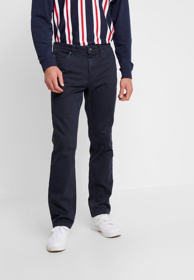 RANGER POCKET - Spodnie materiałowe - navy