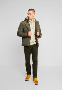 Paddock's - RANGER POCKET - Trousers - olive - 1