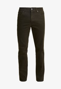 Paddock's - RANGER POCKET - Trousers - olive - 4