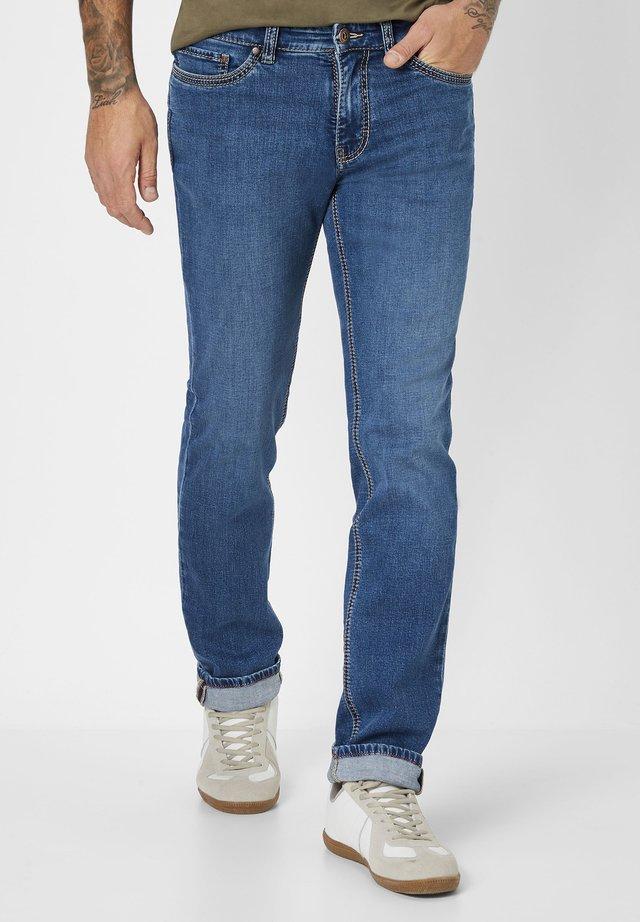 RANGER PIPE  - Slim fit jeans - light blue used