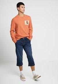 Paddock's - CHUCK - Denim shorts - dark blue used - 1