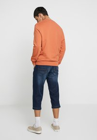 Paddock's - CHUCK - Denim shorts - dark blue used - 2