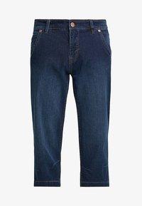 Paddock's - CHUCK - Denim shorts - dark blue used - 3