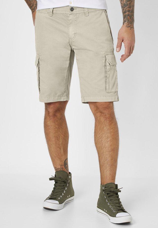 CHUCK - Shorts - beige