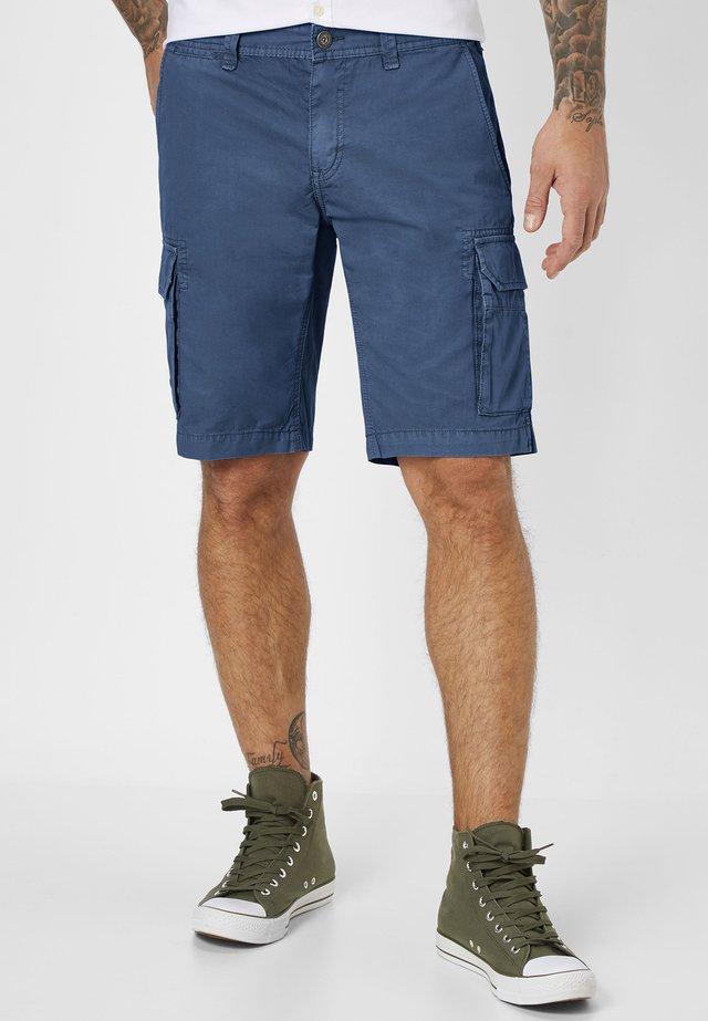CHUCK - Shorts - indigo