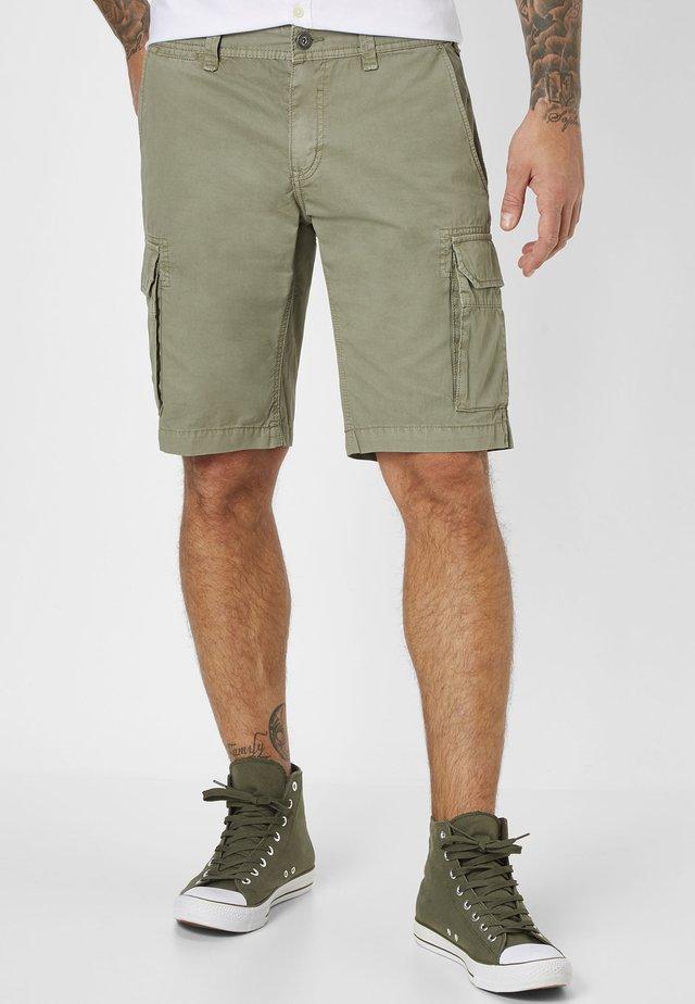CHUCK - Shorts - khaki