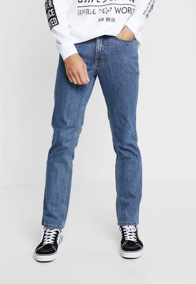 RANGER - Straight leg jeans - stone blue